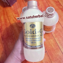 Jelly Gamat gold G ( Gold-G ) 500 ml