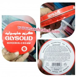 Cream Glysolid ( Glycerin Cream ) 125ml