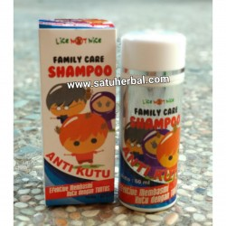 SHAMPO FAMILY CARE | SHAMPOO ANTI KUTU |SAMPO ANTI KUTU | ANTI LICE